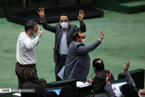 حاشیههای جلسه علنی مجلس