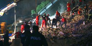 تلفات زلزله ترکیه به 69 نفر افزایش یافت