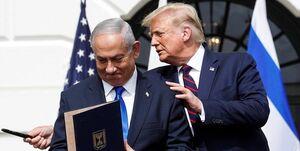 سیگنال نتانیاهو به ترامپ در آستانه انتخابات ؛ سیاستهای ضد ایران ادامه یابد