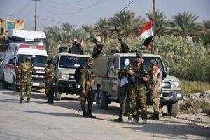 آغاز عملیات ضد داعشی حشد الشعبی در دیالی