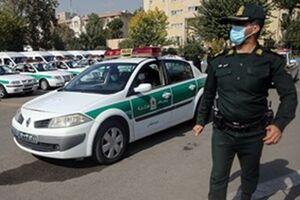 ایست پلیس برای خودروهای غیربومی/اعمال جریمه 500 هزارتومانی «کرونا» در جادهها - کراپشده