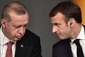 تلاش فرانسه برای بازگرداندن سفیر خود به ترکیه