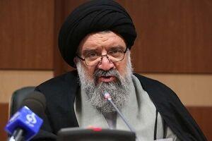 آیتالله خاتمی: خروش جهان اسلام باید تا عذرخواهی رسمی مکرون پیش رود - کراپشده