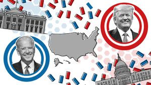 همه آنچه باید درباره انتخابات آمریکا بدانید/ نتیجه شمارش آراء چه زمانی مشخص میشود؟ / پیروز انتخابات چه زمانی کار را آغاز میکند؟ +عکس و فیلم
