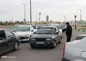 محدودیتهای تردد در کشور از ساعت ۱۲ دوشنبه تا پایان روز جمعه