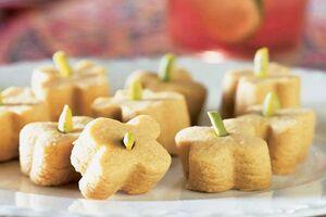 طرز تهیه شیرینی «نخودچی»