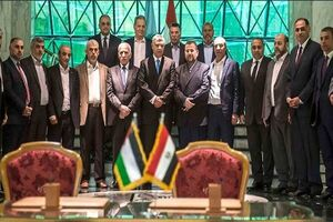 رایزنی حماس با «فتح» برای دستیابی به یک توافق ملی