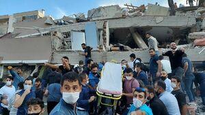 زلزله ترکیه تاکنون ۷۶ کشته و ۹۶۲ زخمی بر جای گذاشته است/ آسیب دیدن بیش از ۲ هزار خانه