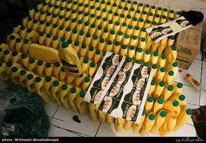 عکس/ کارگاه تولید روغنهای تقلبی خوراکی