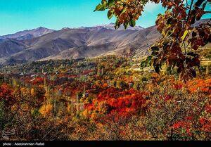 عکس/  طبیعت رویایی روستای ایرانی