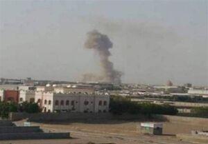 حمله جنگندههای سعودی آمریکایی به مناطق مسکونی در یمن