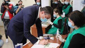 نخست وزیر گرجستان به کرونا مبتلا شد