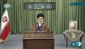 عکس/  سخنرانی رهبر انقلاب به مناسبت 17 ربیعالاول