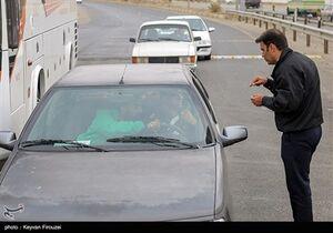 فیلم/ مبادی تهران در دومین روز ممنوعیت ورود و خروج