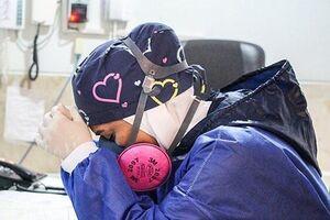 عاشقانهای که کرونا هم نتوانست مانع آن شود! +عکس