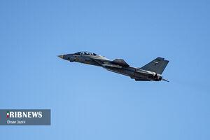 عکس/ غرش جنگندههای ارتش در آسمان