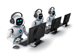 تماس رباتی برای تعویق حضور در انتخابات آمریکا
