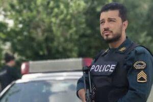 این جوان دهه هفتادی، مدافع امنیت بود، اما شهید سلامت شد +عکس و فیلم