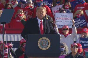 ترامپ: پیروزی آسان است؛ اما باختن به هیچوجه آسان نیست