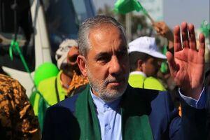 پیام استقرار سفیر ایران در یمن؛ حمایت تهران از گفتوگو