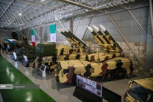 عکس/ نمایشگاه دائمی توانمندیهای راهبردی هوافضای سپاه