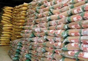 برنج های دپو شده در گمرک ترخیص شدند