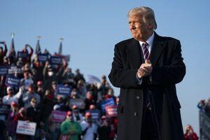 ترامپ همچنان خود را پیروز اعلام میکند