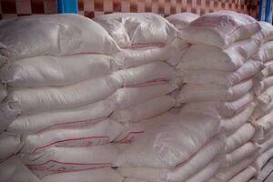 کشف ۲۲ تن آرد یارانهای قاچاق در تبریز - کراپشده