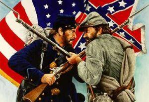 شکاف بیسابقه جامعه آمریکا از زمان جنگ داخلی