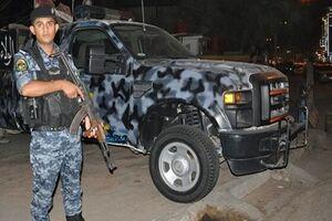 تیراندازی در منطقه الکاظمیه بغداد