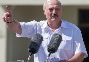 توافق اتحادیه اروپا درباره تحریم رئیس جمهوری بلاروس