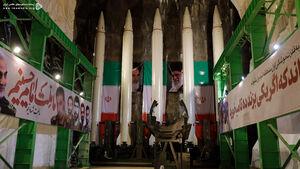 عماد نقطهزن هم در خشاب «تیربار موشکی» سپاه قرار گرفت/ رونمایی از لانچر خاص بالستیکهای دوربرد ایرانی +عکس