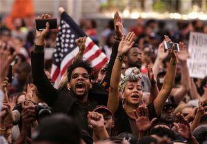 بازداشت ۶۰ نفر در ناآرامیهای انتخاباتی آمریکا