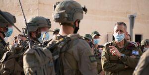 حدود دو هزار پرسنل ارتش رژیم صهیونیستی قرنطینه شدند