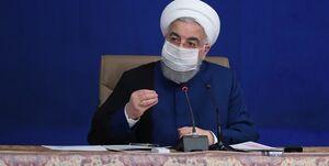 روحانی: مداخله فوری در مناطق قرمز راه کاری موثر است