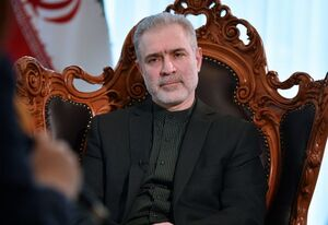 موضع جدی سفیر ایران در بلاروس در مقابل تروریسم