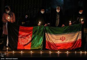 ابراز همدردی دانشجویان با خانواده شهدای دانشگاه کابل