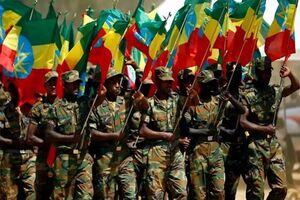 اعلام جنگ ارتش اتیوپی با شورشیان