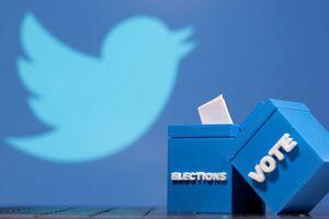 توییتر انتخابات آمریکا