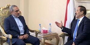 سفیر ایران در یمن: ترامپ ببازد، سعودیها یتیم میشوند