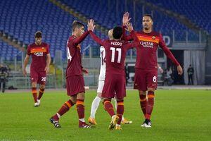 پیروزی رم و ناپولی در شب شکست آیندهوون