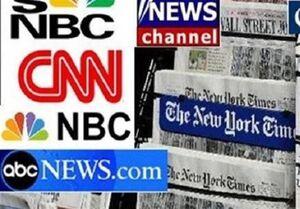 فیلم/ جنگ پسا انتخاباتی جنگ غولهای رسانهای آمریکا