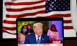 کمپین ترامپ: پیروزی بایدن دروغ است