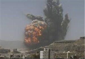 جنگنده های سعودی-آمریکایی برخی مناطق مسکونی را بمباران کردند