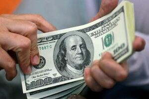 دلار به پایینترین سطح ۲ ماهه سقوط کرد