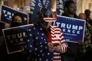درگیری انتخاباتی در آمریکا همچنان ادامه دارد