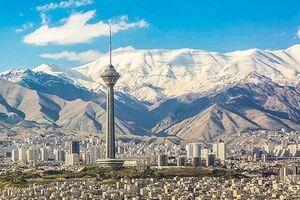 هوای تهران نفسی تازه کرد
