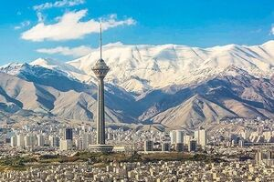 کیفیت هوای تهران نمایه