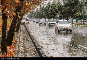 بارش رحمت الهی ۱۲ استان را در برمی گیرد