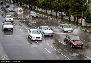 آسمان پایتخت فردا بارانی می شود